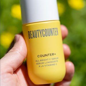 NWT Beautycounter All bright C Serum 💛